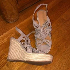 Cute Sandal Wedges!